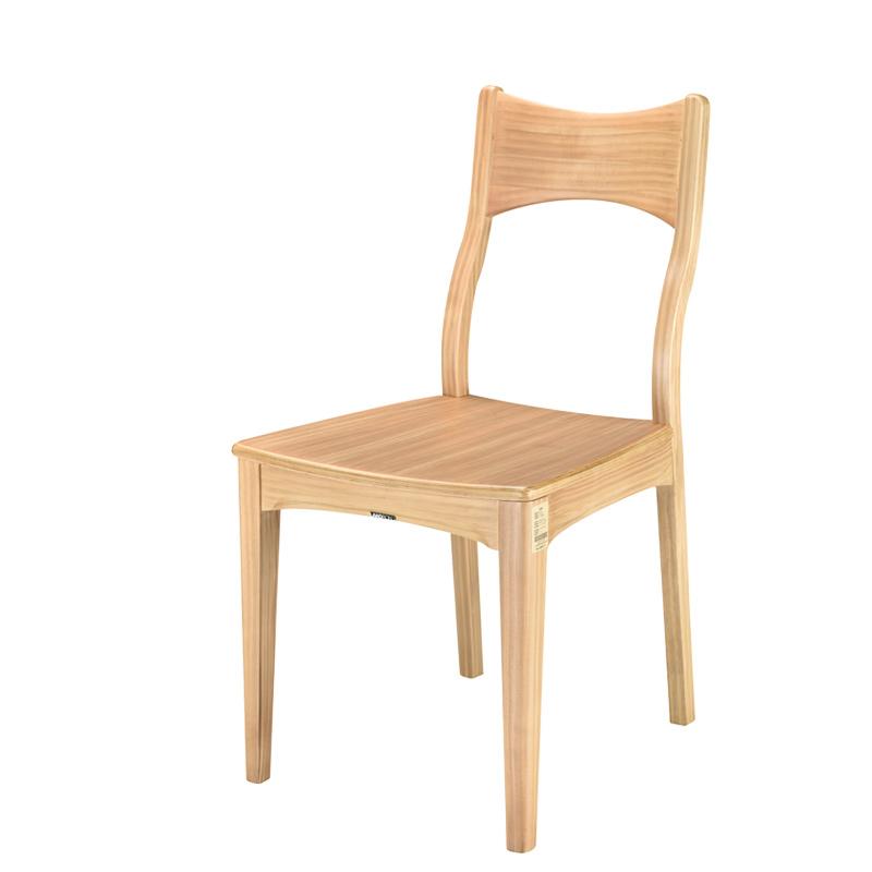 現代北歐全實木餐椅 F15806FA