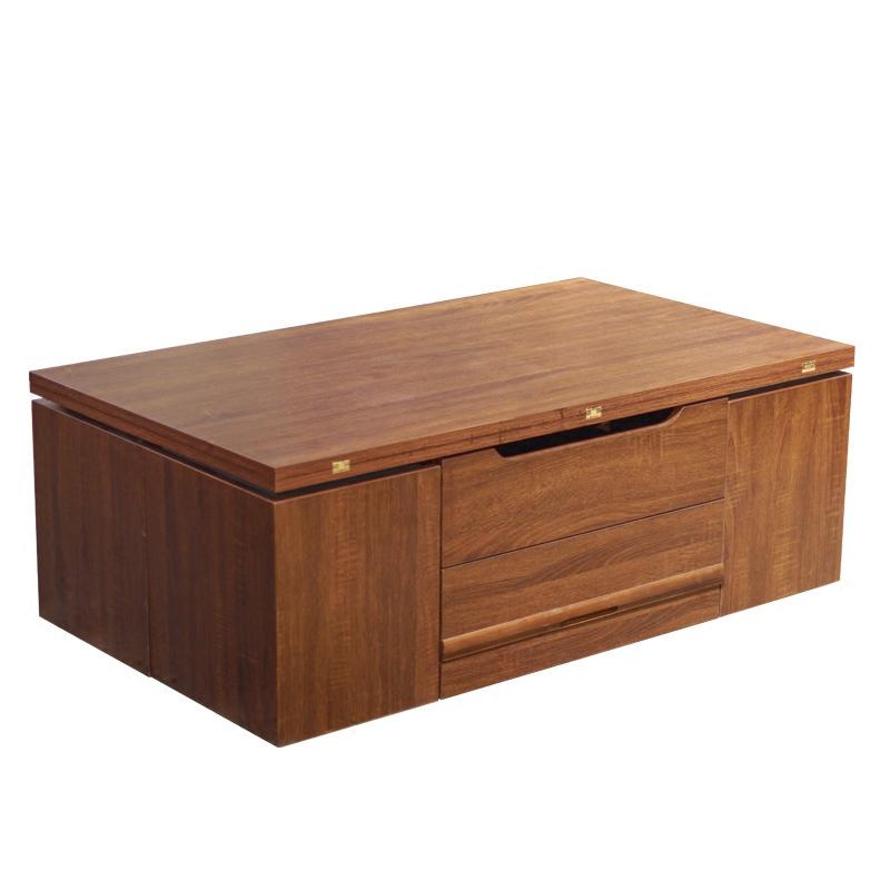 天壇 客廳榆木板木折疊茶幾
