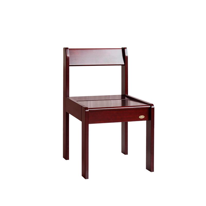 雙葉 覽眾系列實木餐椅