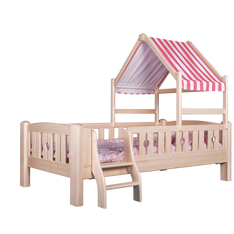 松堡王國 北歐公主床帳篷小床C010XS