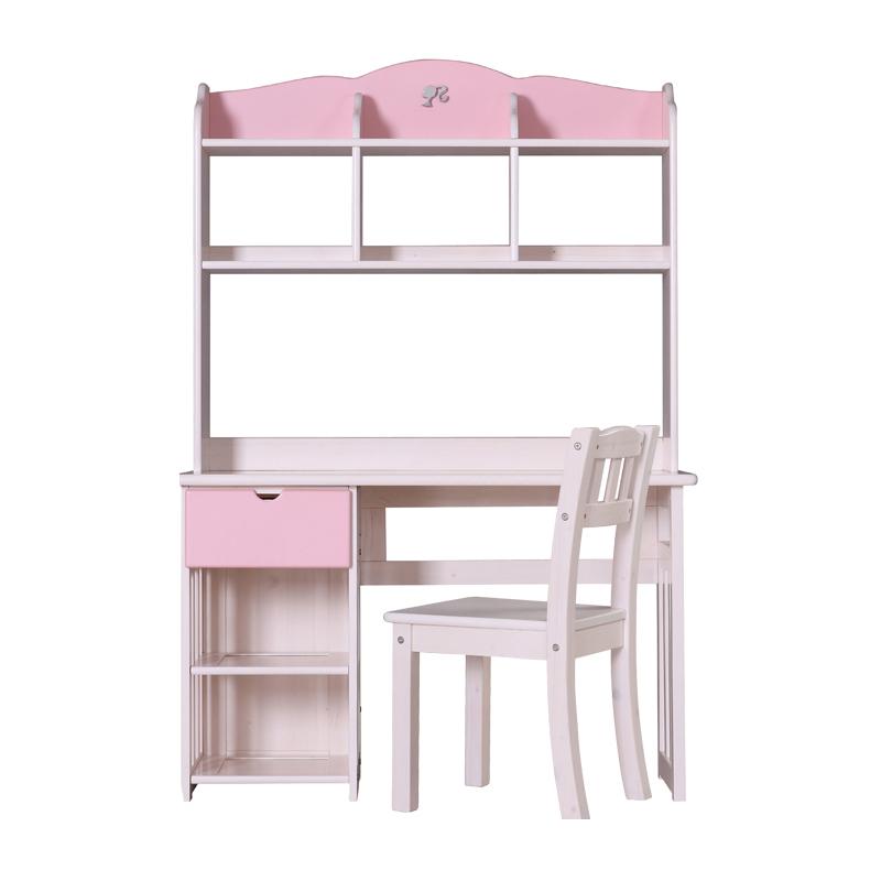我爱我家 实木儿童书桌芬兰松木