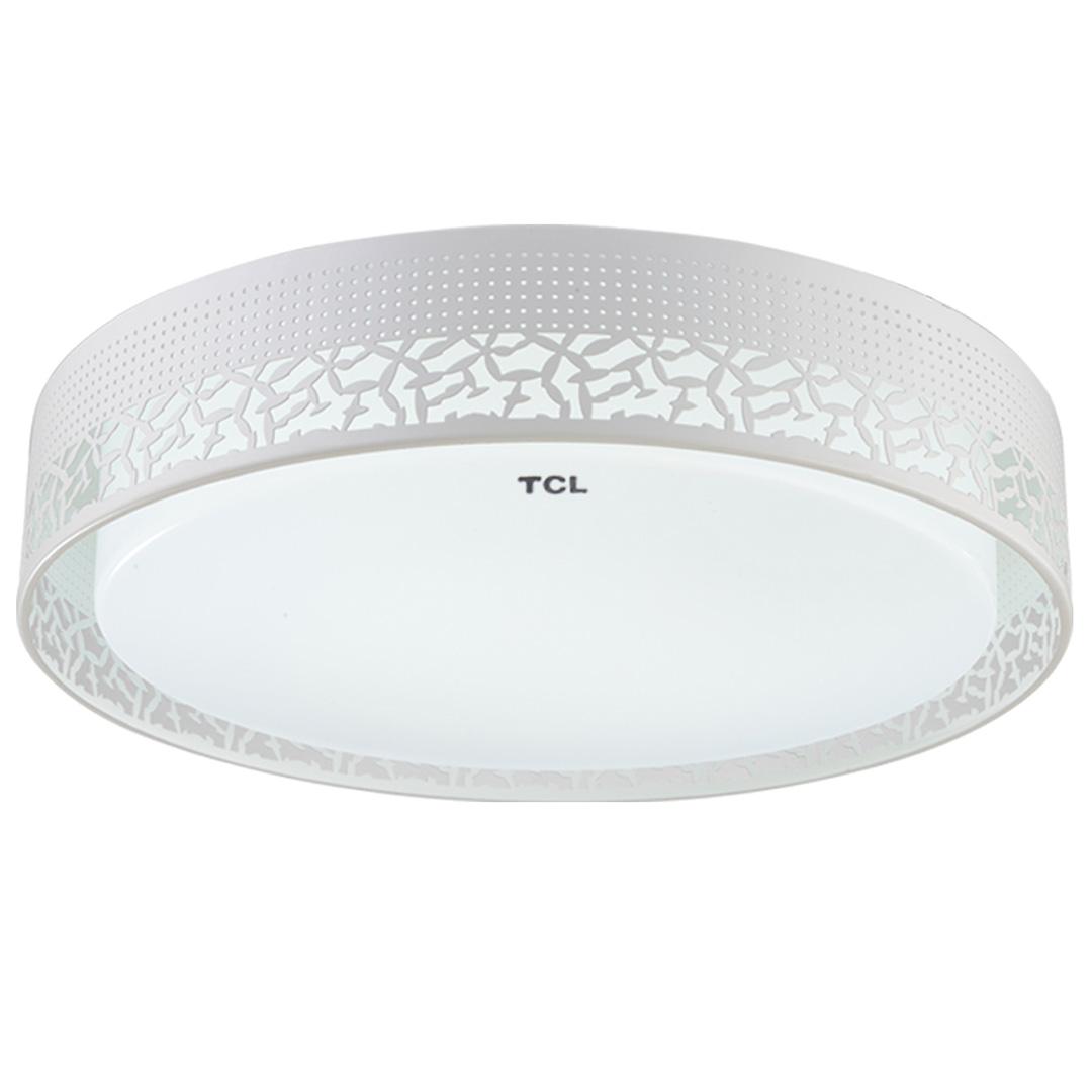 TCL 溫馨臥室圓形吸頂燈 分段2905