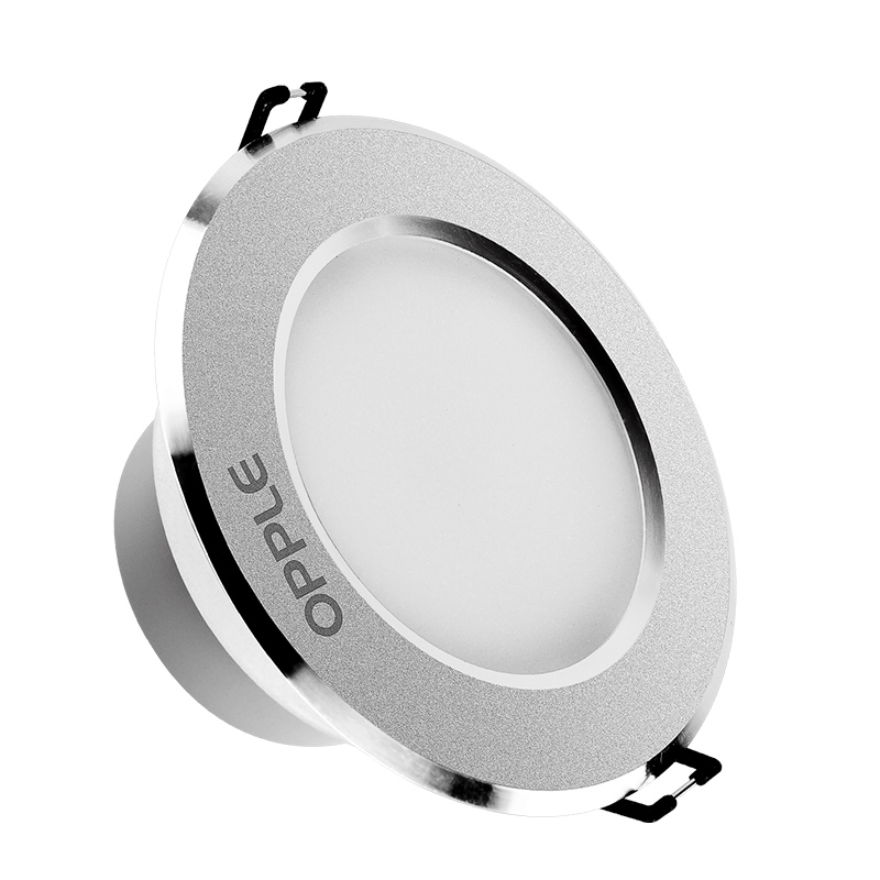 欧普 LED筒灯调色2.5寸超薄12-LE-40337