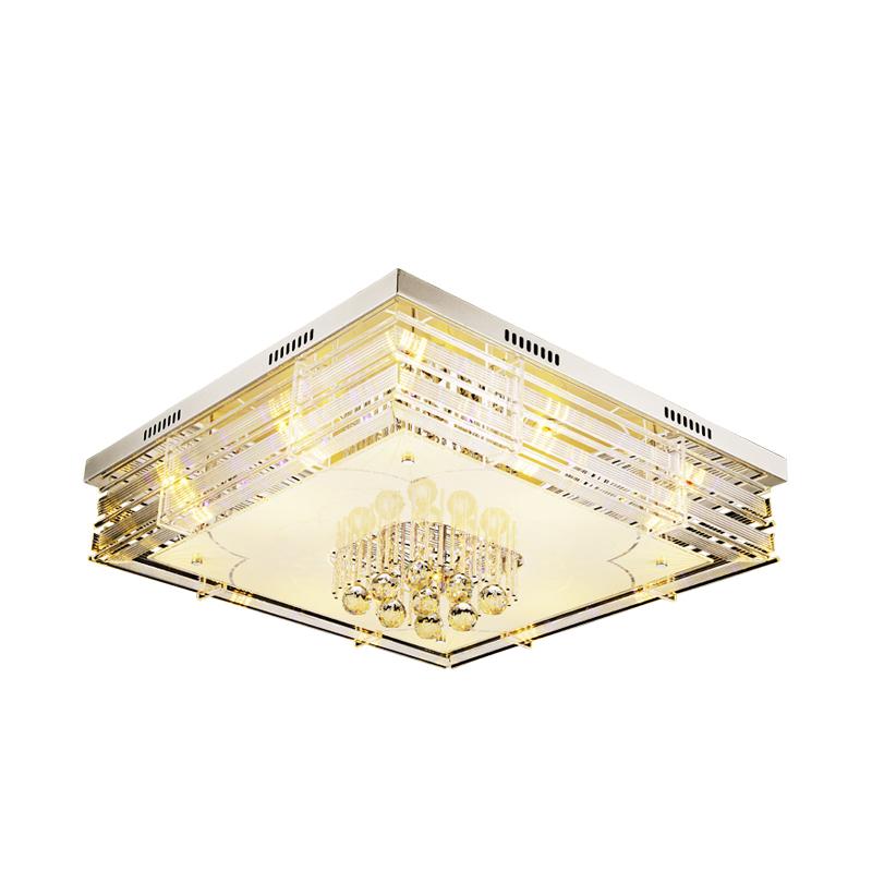 TCL 客廳大氣時尚水晶吸頂燈TBX1007