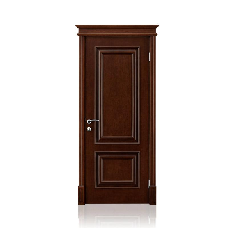 实木复合门 烤漆门 W-H161