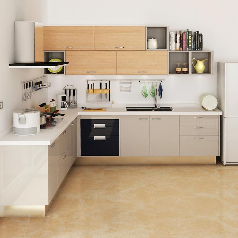 整體櫥柜現代簡約