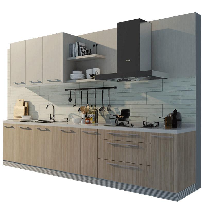 我樂廚柜 現代簡約美櫥A-諾薩