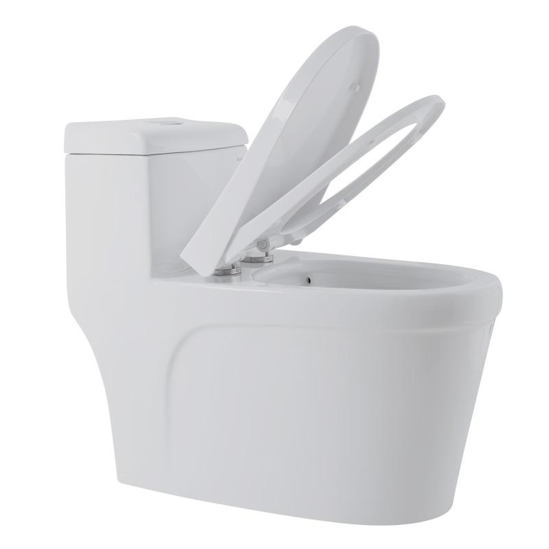 浪鲸卫浴洁具防臭节水座便器