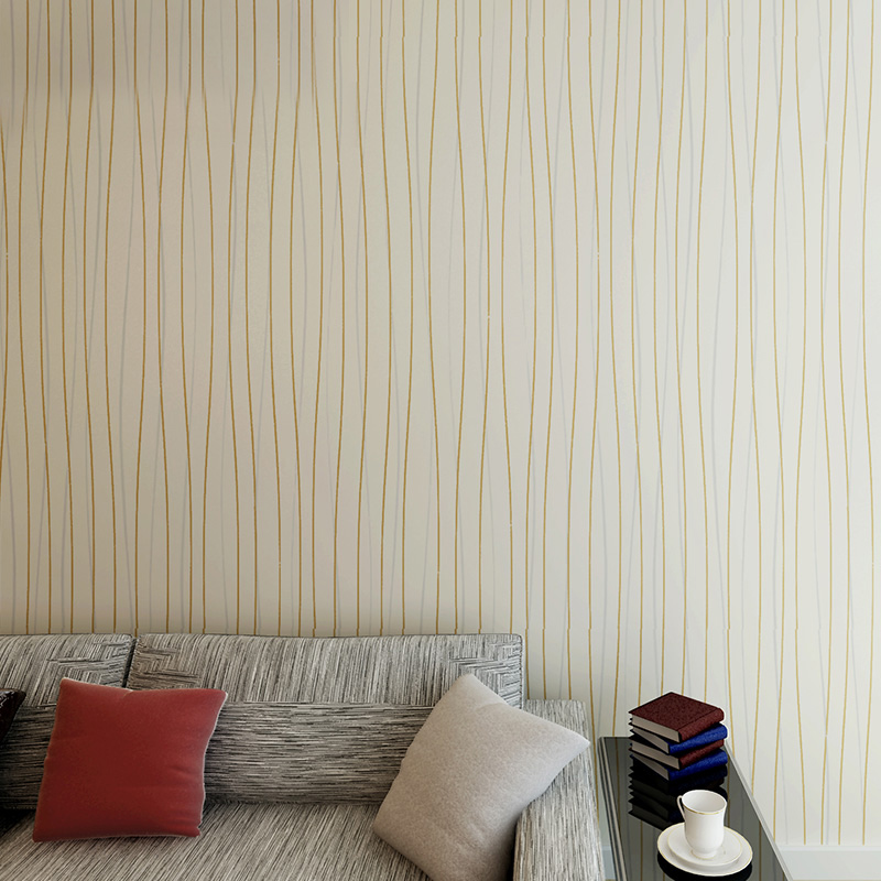 玉兰墙纸 百搭无纺布壁纸 新空间2609