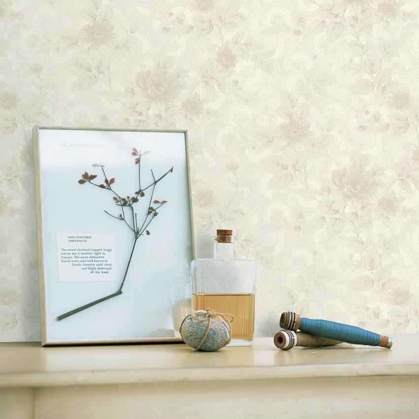天丽 素描牡丹壁纸15005