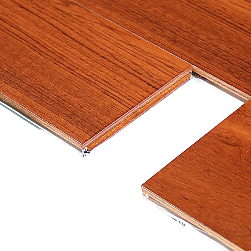 肯帝亚 多层实木复合柚木地板ZS-830
