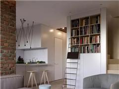 单一钱柜娱乐不如混搭有趣 令人期待的温馨小公寓