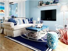 色彩搭配,让你的家也能像样板间一样美!