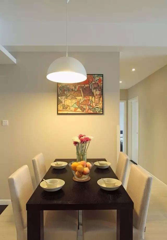 同种色调和图案设计_80㎡奶茶色住宅 温暖到心窝里