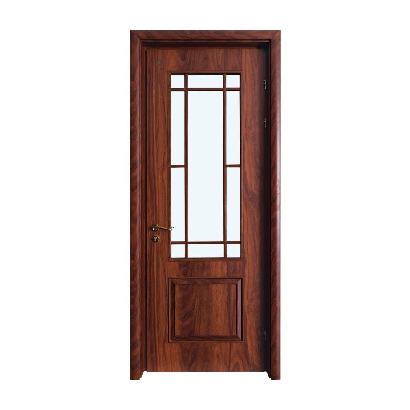 实木复合门 格栅门