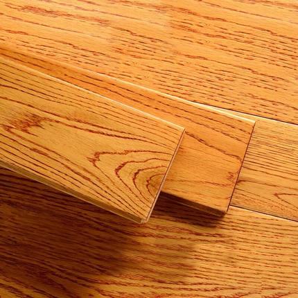 莫干山 纯实木地板橡木仿古