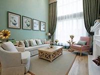 【风格】浓情马卡龙,法式家装设计