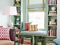 加上绿植,飘窗原来这么美!