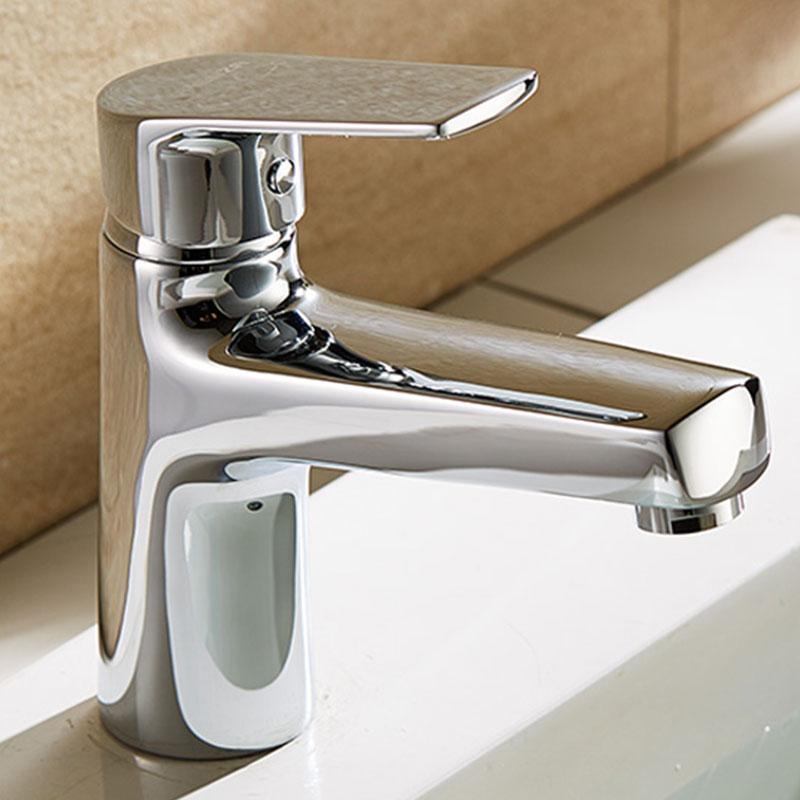 法恩莎衛浴 洗手盆面盆龍頭冷熱水龍頭F1A9005C