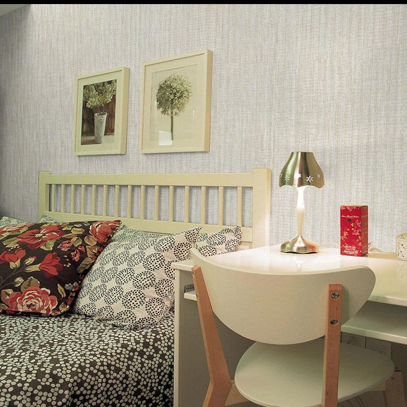 特普丽墙纸 简约素色纯色环保无纺布壁纸