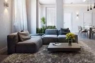 把花园搬进客厅 内置阳台点亮空间