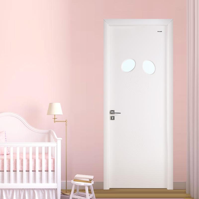金迪木門 環保靜音兒童嬰兒房門DM20BC-360