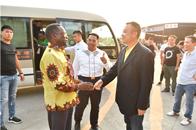 坦桑尼亚总理到访富林  国木原森直采开启新通道