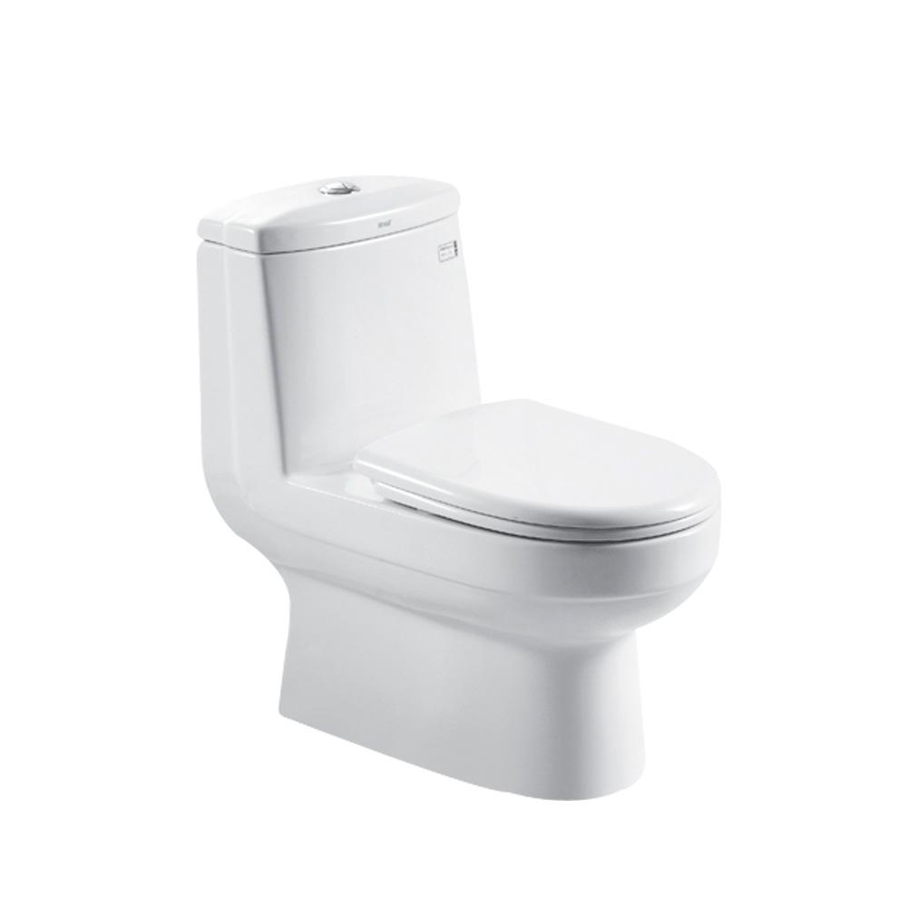 恒洁 大尺寸舒适款马桶HC0132PT