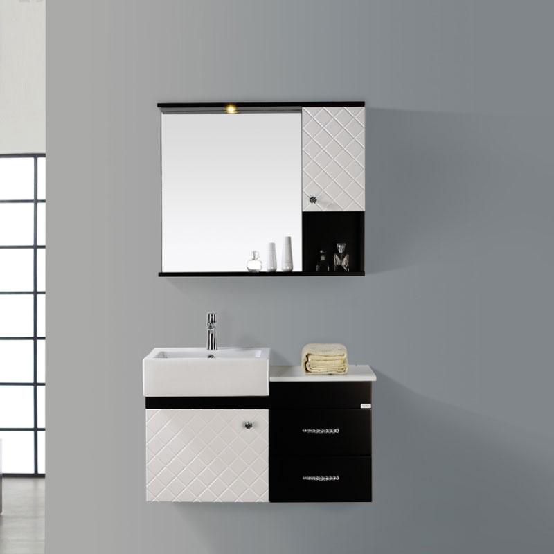 澳斯曼卫浴 实木浴室柜AS1500B-4