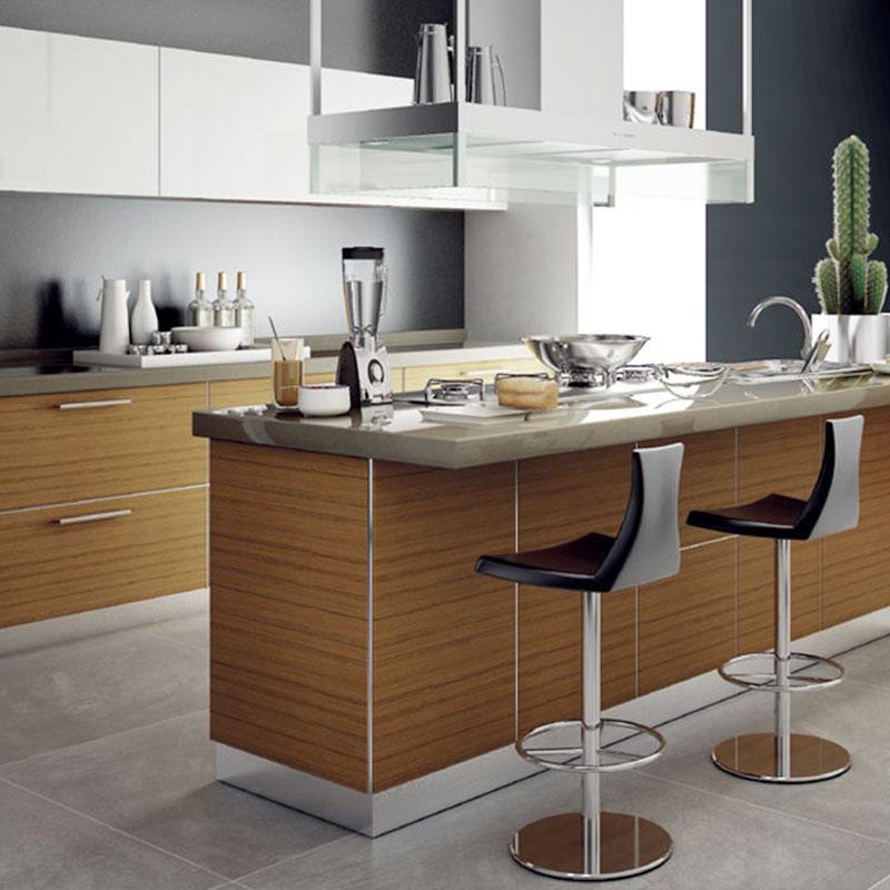 博洛尼 整體櫥柜定做現代簡約風格