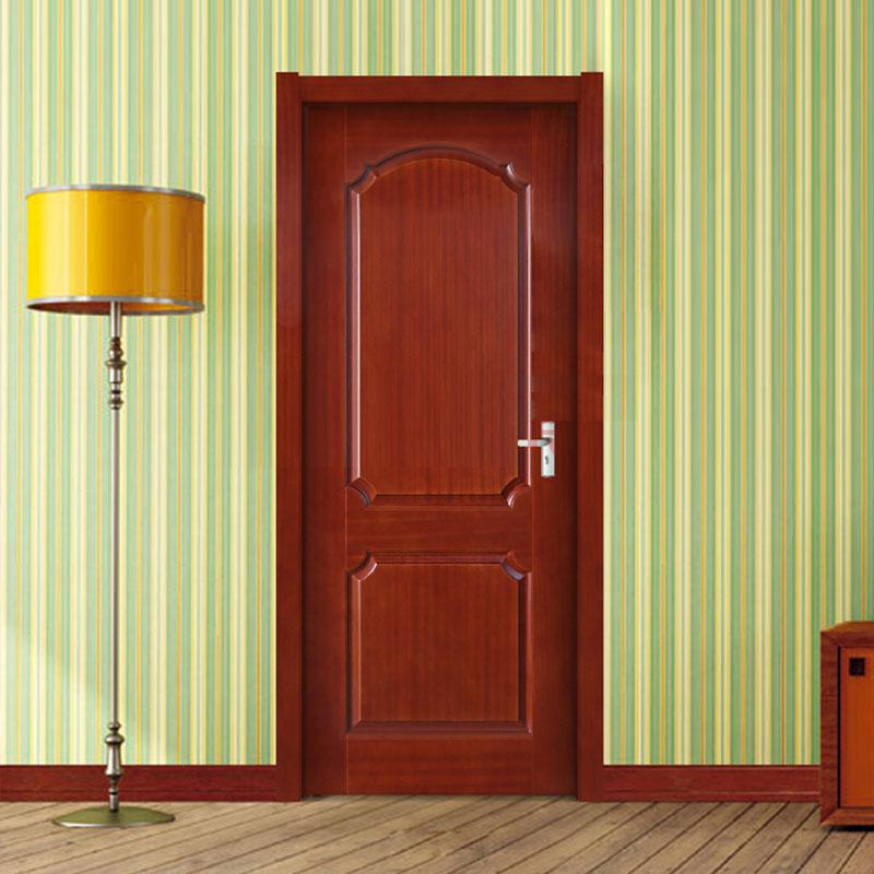 欧派木门 简约室内门 OPD-201 红豆杉