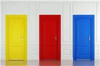 一扇有色门就能摆脱色彩饥荒