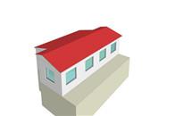 彩钢屋面的防护衣——丙烯酸弹性防水涂料