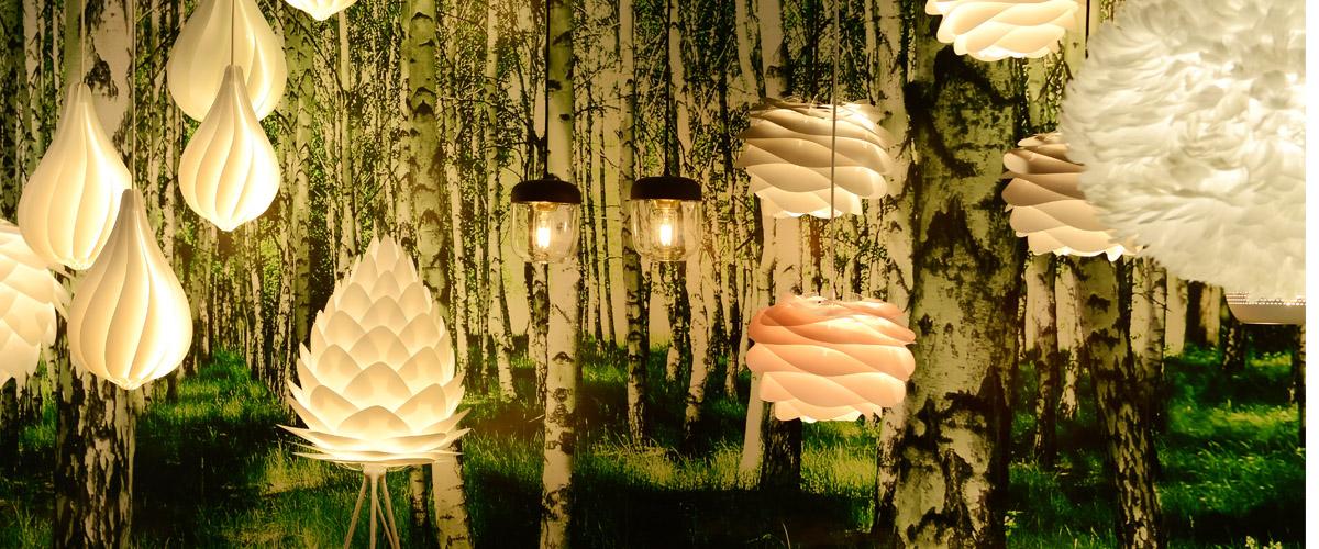 漾美惊艳亮相上海国际家具展览会