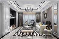 玛格全屋|冷淡轻奢的现代欧式 成都业主15万搞定137㎡四室两厅!