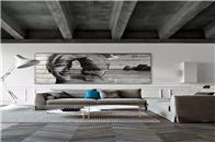 这些沙发背景设计绝对能让你打开新世界的大门!
