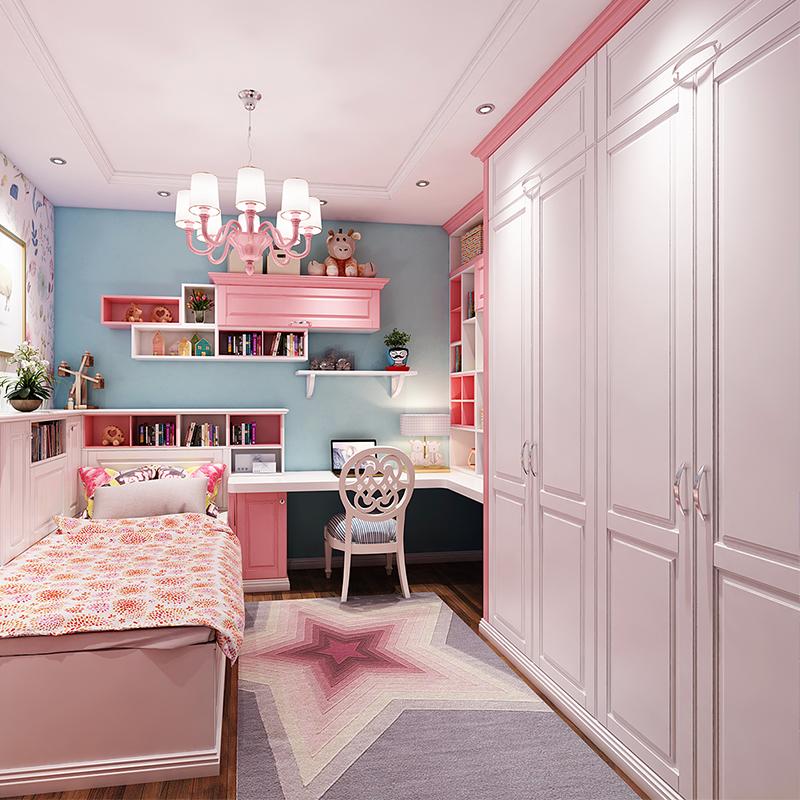 瑪格 定制兒童房整體衣柜EC10003