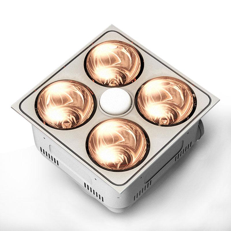 奧普浴霸 嵌入式三合一衛生間燈泡1010