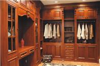 整体衣柜成未来整体家装热点