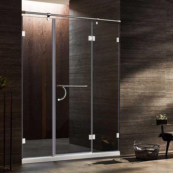 德立淋浴房 整體定制隔斷淋浴房S1711
