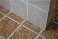 头一次见邻居家这样贴卫生间瓷砖的!
