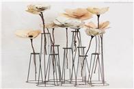 【花艺】4类软装花器搭配技巧