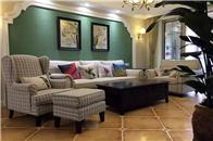 美式风里必不可少的仿古砖钱柜娱乐777,给家里增添一些厚重感!