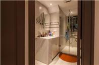 沐浴房的玻璃为什么那么难清洗?试试这些绝招!