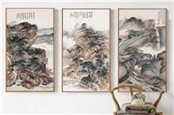 家中无字画,必是俗人家,中式挂画翰墨香
