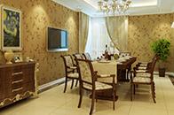 铺装餐厅地板瓷砖的几种方法