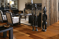 实木多层地板保养方法
