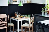 小户型餐桌设计