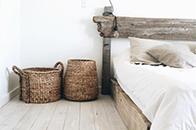 在这些卧室里,美梦缠绵,清新而淡雅