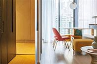 鲜活个性空间 跳跃而欢愉的家居色彩搭配